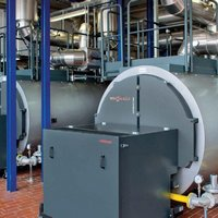 Caldeiras a gás para aquecimento central