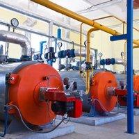Caldeira industrial a gás