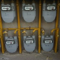 Medidor de gás portátil
