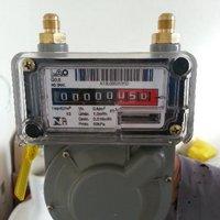 Medidor de gás encanado