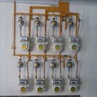 Medidor de consumo de gás
