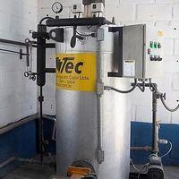 Conversão de caldeiras para gás