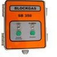 Detector de vazamento de gás