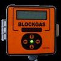 Detector de vazamento de Gás Industrial