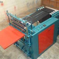 Máquina corte solda plastico