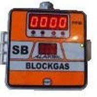 Monitoramento de gases