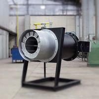 Queimador a gás para forno industrial