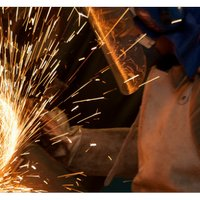 Soldagem de tubulações industriais